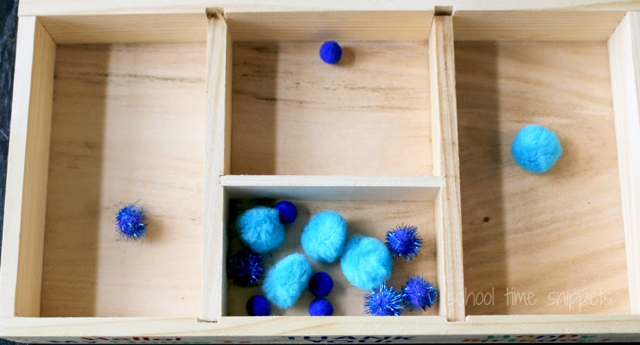 Blueberries for Sal Preschool Activities