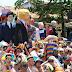 Famosos são transformados em bonecos gigantes no carnaval de Pernambuco
