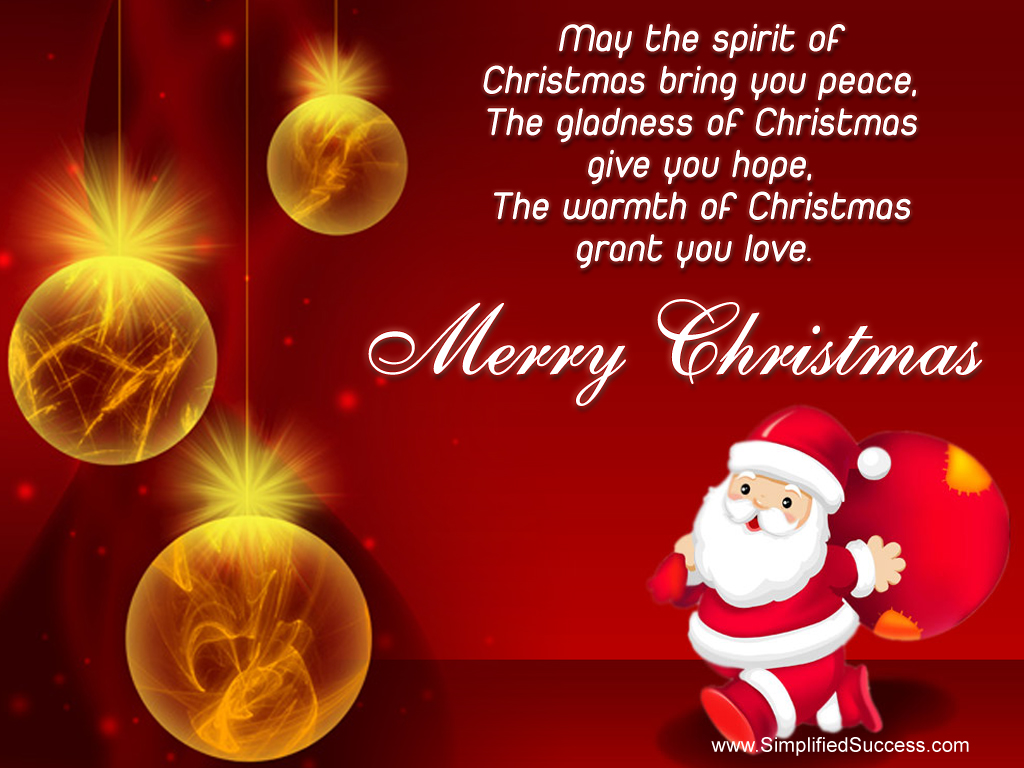 Top Merry Christmas Quotes And Sayings With Wallpapers 2015: Lets Celebrate The Biggest