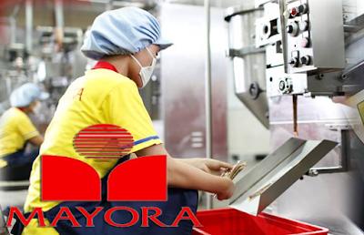 Lowongan Kerja Jobs : Operator Produksi Lulusan Baru PT Mayora Indah Tbk Membutuhkan Tenaga Baru besar-Besaran Seluruh Indonesia