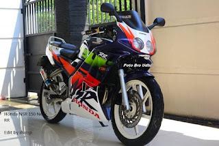Honda NSR 150 Sport Full Fairing 2T
