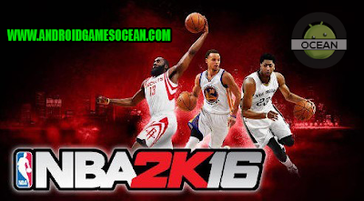 NBA 2k16 for android smartphone and ios