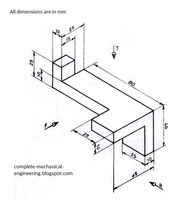 3d Part Diagram