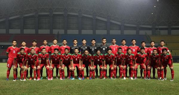MANTAP!! Ada Empat Gelandang Timnas Indonesia U-19 Melebihi Kualitas Evan Dimas
