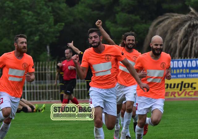 Νίκησε τον Φωστήρα ο Παναργειακός 1 - 0
