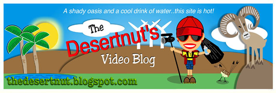 The Desertnut Vlog