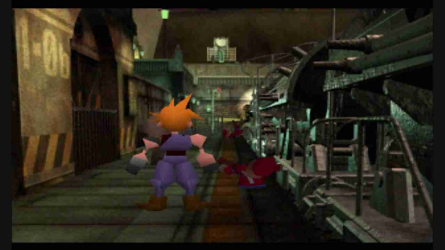 Final Fantasy Vii Iso Psx