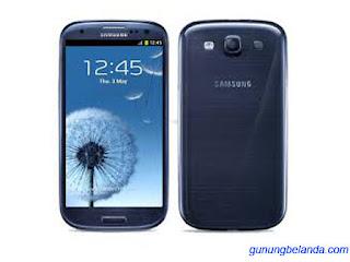 Cara Flashing Samsung Galaxy S3 (North America) SGH-I747M