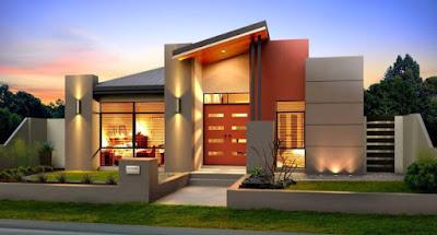 Tak Perlu Mewah, Beginilah Selayaknya Rumah Modern Terbaik