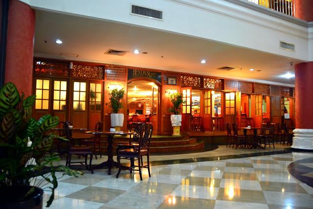 Kerja -kerja Hiasan Dalaman Bendang Coffee -house,Hotel Putra Palace ,Perlis.