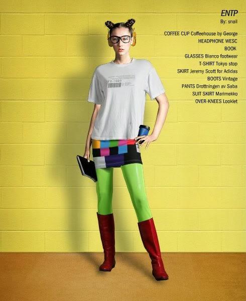 Dressing My Truth Blog: Fashion, Identity, ... and MBTI ...