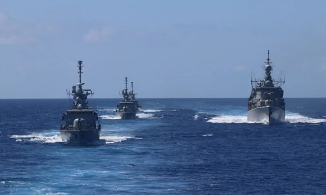 Ένοπλες Δυνάμεις: Σε επιφυλακή έως ότου φύγει και το τελευταίο πλοίο της Τουρκίας