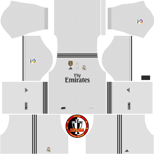 reputable site 153c8 02c89 REAL MADRID - DLS 2018 & FTS