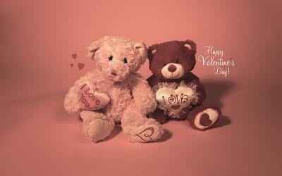 Valentines Day Teddy Day Photo