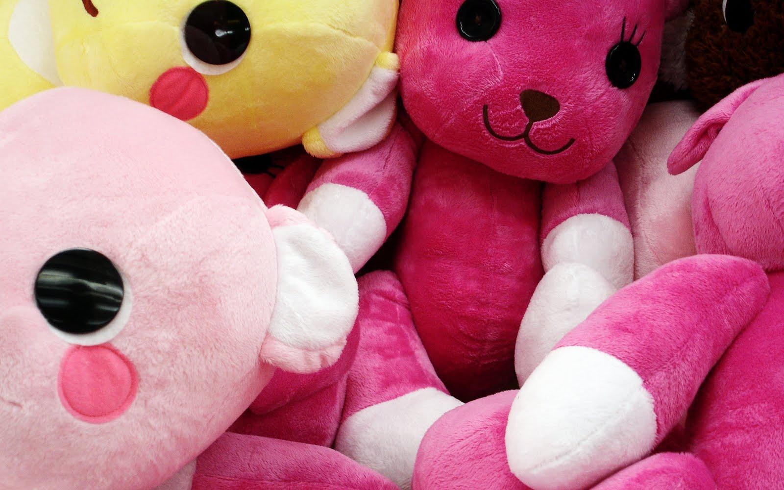 Bunny Cute Pink Teddy Bear Hd Wallpapers For Desktop: Cute Teddy HD Wallpapers