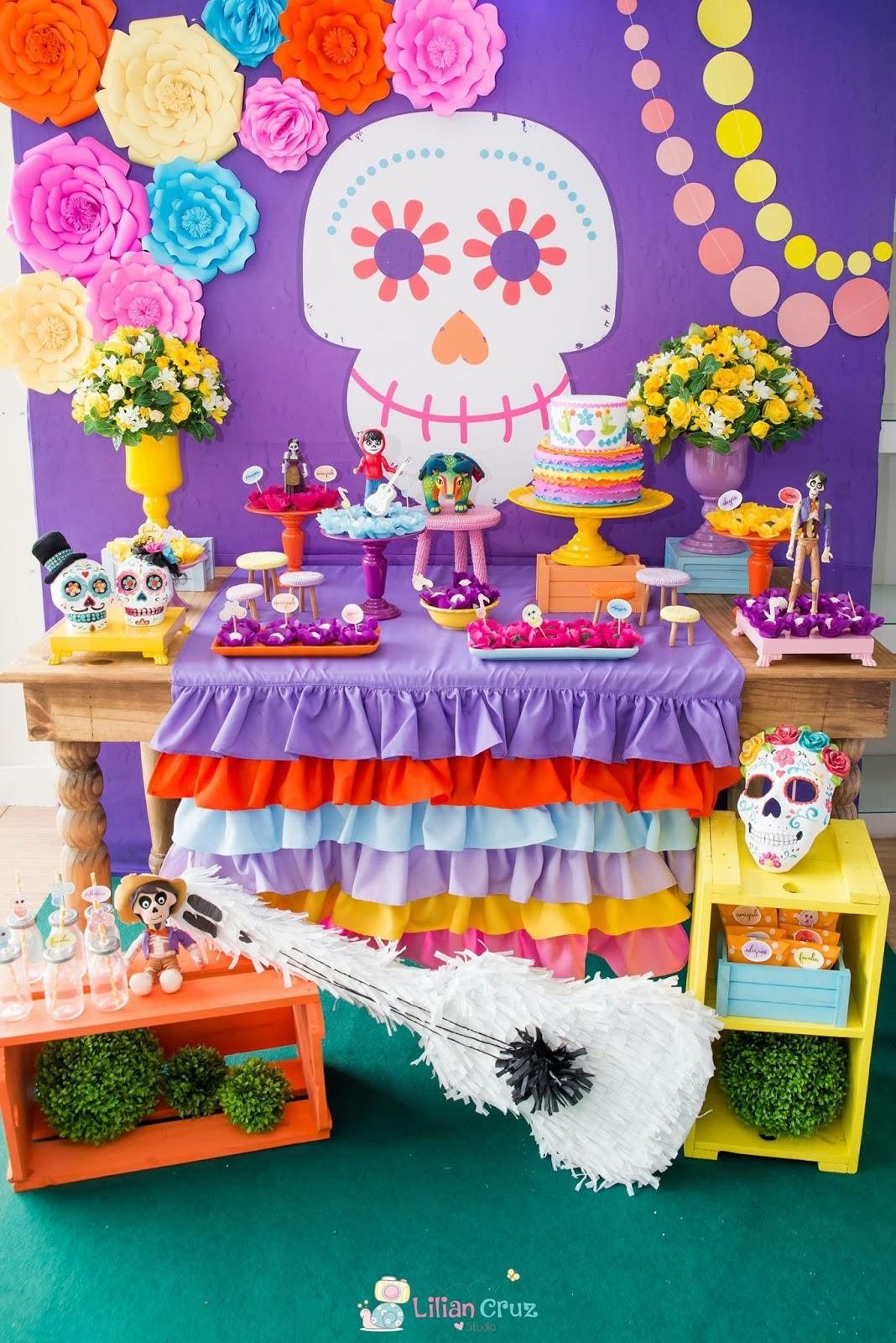 Manualidades y decoraciones para cumplea os - Decoracion party ...