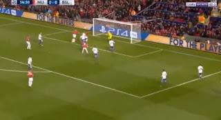 فيديو : مانشستر يونايتد يفوز على بازل بثلاثية اهداف دون رد الثلاثاء12-09-2017 دوري أبطال أوروبا