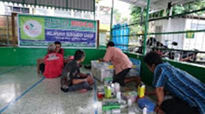 Pelayanan Kesehatan Gratis 8 April 2016