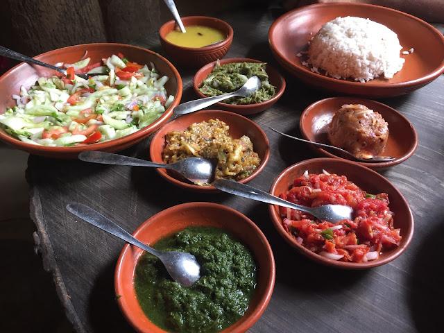 Local and Traditional Bangladeshi Food