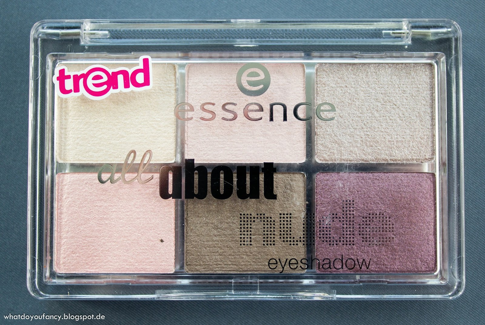 essence new in town – all about nude eyeshadow palette