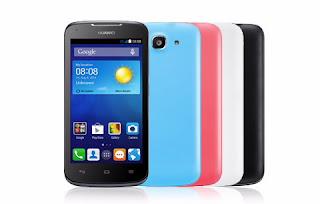 Harga Huawei Ascend Y520 Terbaru, Dilengkapi Layar 4.5 Inch