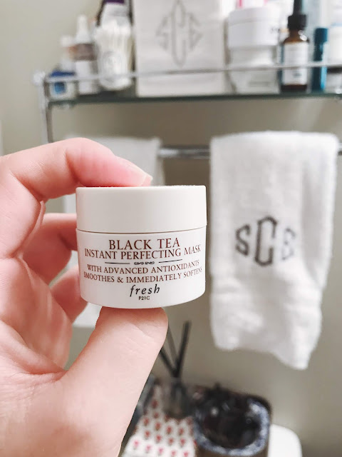 fresh beauty black tea instant perfecting mask