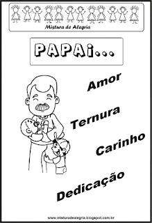 Cartão para o papai