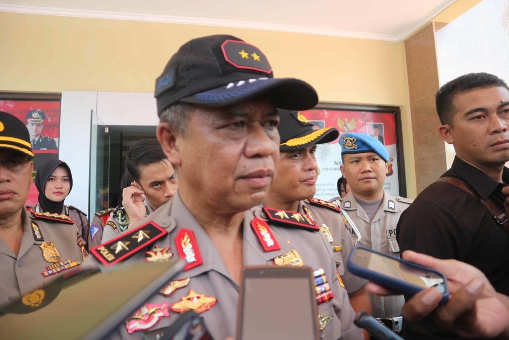 Rangkaian Kegiatan Kunjungan Kapolda Jabar Anton Chaliyan di Subang