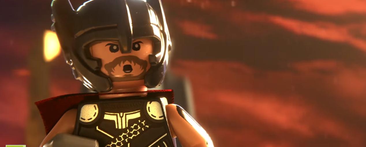 Lego Marvel Super Heroes 2 se luce en su tráiler de presentación
