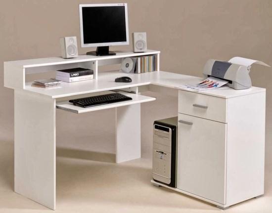 Meja Komputer Minimalis yang nyaman dan modern