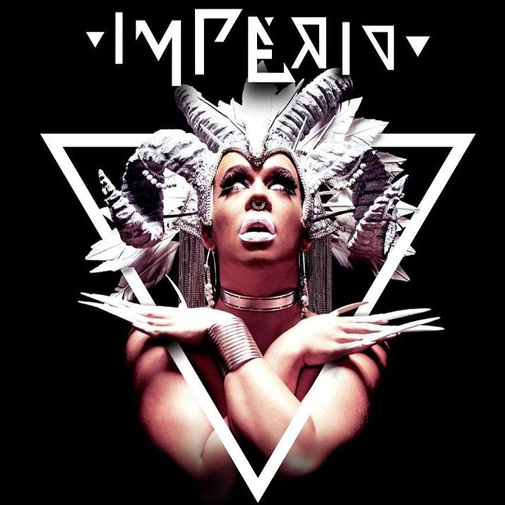 Império – Gloria Groove