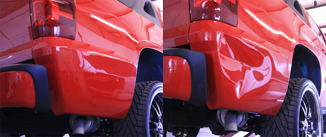 Paintless Dent Repair Here Are The Reliable Paintless