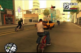 Screenshot GTA: San Andreas Game PC Full Version (Highly Compressed)