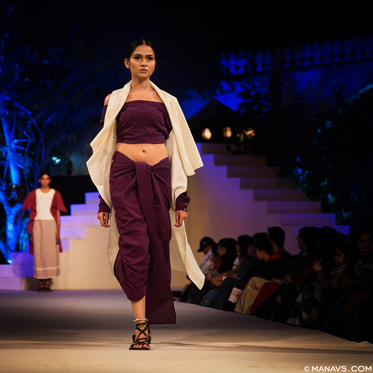 Rajasthan Heritage fashion Week Ayush Kasliwal ANANTAYA