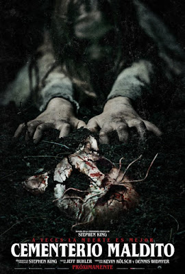 Pet Sematary 2019 Custom NEW HD Dual Latino Cam