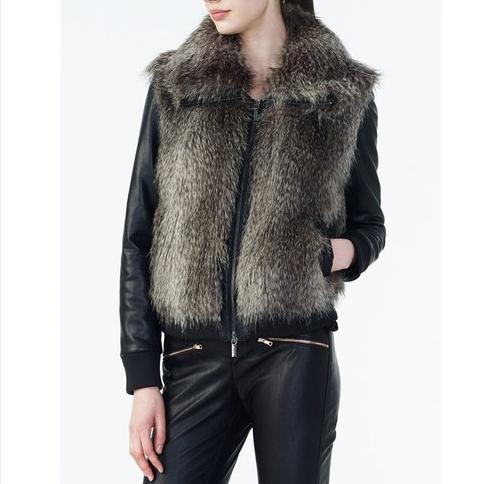 Echo Fur Jacket
