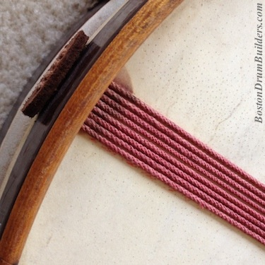 Red Linen Snare Wires