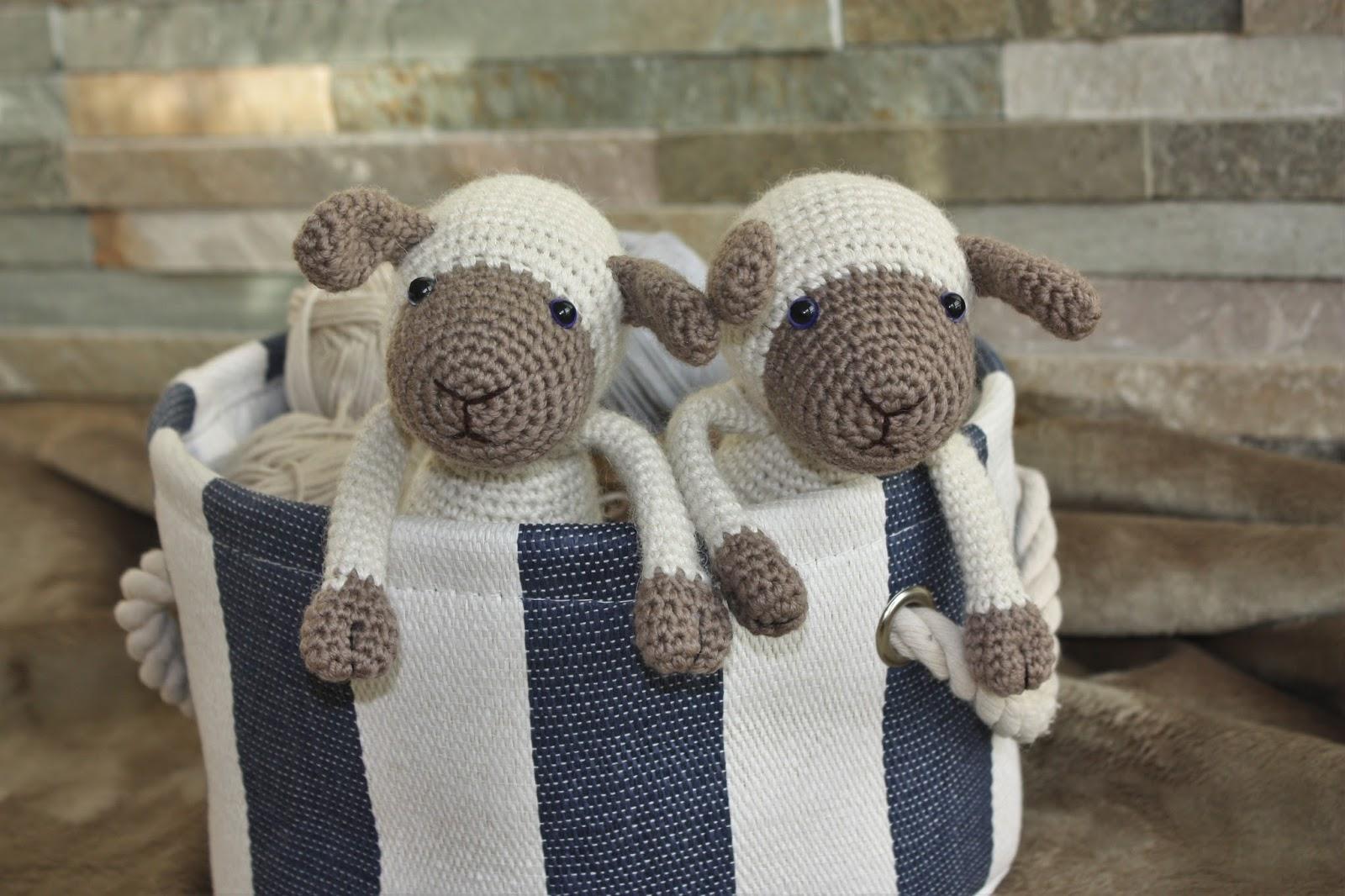 Happyamigurumi: New Amigurumi Sheep Pattern