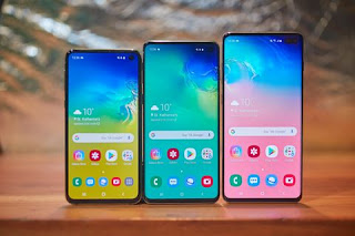 Price & Specification of new launches Samsung Galaxy S10 Series