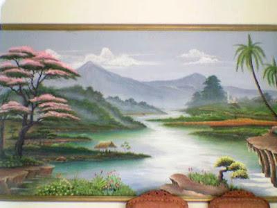 Dekorasi Relief 3D | www.tukangtamansurabaya.co.id 13