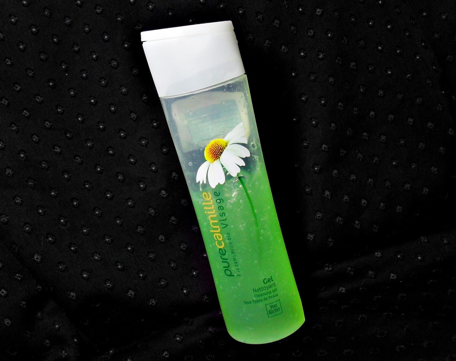 YVES ROCHER | Pure Calmille | Żel do mycia twarzy