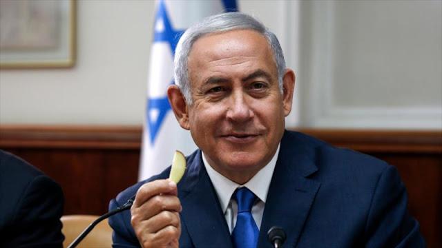 Netanyahu celebra la decisión de EEUU contra palestinos