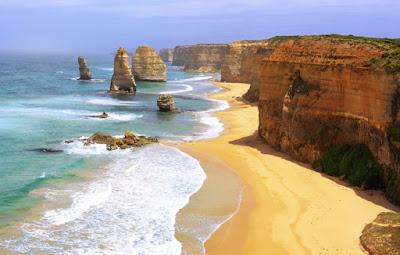 Wisata Pantai Di Australia