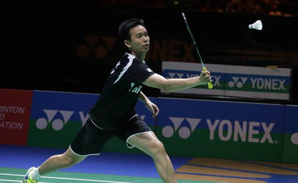 Hong Kong Open Super Series 2016 Ganda Putra