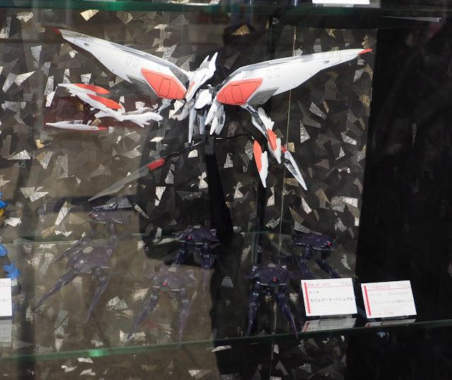 P-Bandai: HG 1/144 Pluma Set (Invasion of Chryse)