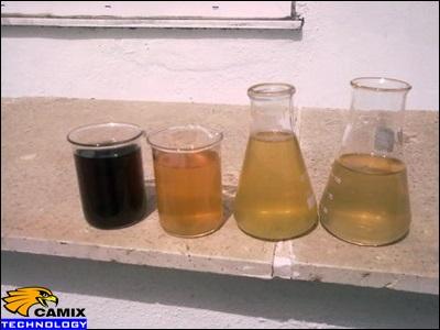 Hóa chất khử màu chất lượng nước thải dệt nhuộm – Chức năng của hóa chất tẩy màu