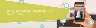 IoT ROI Initiatives - Iniciativas de Internet das Coisas geram ROI