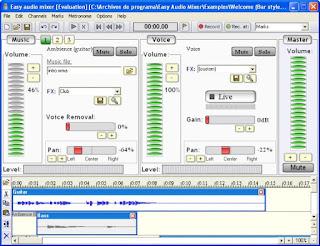 Easy Audio Mixer, Software Editor Audio Mudah Digunakan dan Cocok untuk Pemula