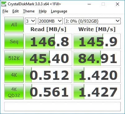Transcend StoreJet 25MC 1TB Performance Review 39