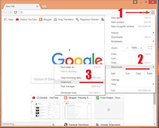 Perlu diketahui terlebih dahulu, bahwa vidiq ini bukanlah software aplikasi, melainkan sebuah extension atau plug in untuk browser pc atau desktop seperti chrome, mozila, dll.
